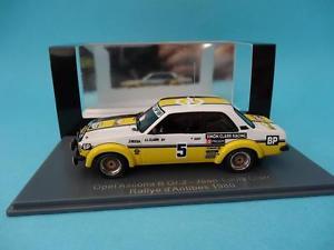 【送料無料】模型車 スポーツカー オペルアスコナラリーアンティーブネオopel ascona b gr2 bpjl clarrrally antibes 1980 143 neo 45242