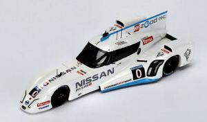 【送料無料】模型車 スポーツカー スタンドリタイアnissan 56me stand n0 dnf lm 2014 ordonezyokohamamotoyama 143 bizarre bzb1050 mo