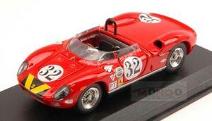 【送料無料】模型車 スポーツカー フェラーリ275p32 12thセブリング1965オブライアンリチャーズ143モデルart211モデルferrari 275 p 32 12th sebring 1965 obrienrichards 143 art model art211