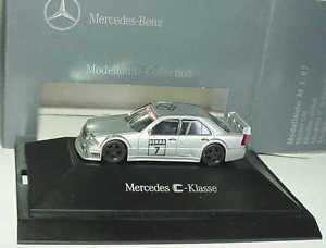 【送料無料】模型車 スポーツカー メルセデスベンツクラスシルバー187 mercedesbenz cclass w202 dtm prototype iaa 1993 silver nr7 dealered