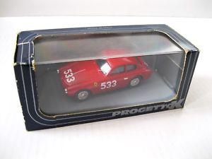 【送料無料】模型車 スポーツカー フェラーリ#ミッレミリア143 progretto k 1952 ferrari 166 mm vignale 533 mille miglia unopened