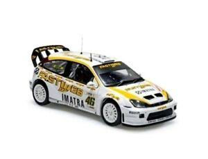 【送料無料】模型車 スポーツカー ixoラリー143フォードフォーカス46 valentino rossiラリーモンツァ2006 wrcモデルカーixo rally 143 ford focus 46 valentino rossi rally monza 2006 wrc m