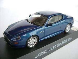 【送料無料】模型車 スポーツカー maserati gransport 2004car 143rd size light interior italytype bxd y0675j^*^maserati gransport 2004 car 143rd size light i