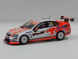 【送料無料】模型車 スポーツカー ホールデンコモドール#143 holden ve commodore hrt mskaife 2008 2 carlectables 10024