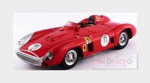 【送料無料】模型車 スポーツカー フェラーリモンツァ#グロスマンアートモデルアートferrari 860 monza 11 2nd bridgehampton 1958 bgrossman art model 143 art369 mo