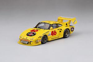 【送料無料】模型車 スポーツカー ポルシェデイトナtsm430198143 porsche 935 k3 46 1982 daytona 24 hr 3rd pl b garretson wood