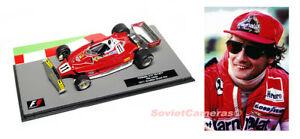 【送料無料】模型車 スポーツカー 143 f1 ferrari 312 t21977ダイカストf1 niki lauda altaya ixoニュー143 f1 ferrari 312 t21977 diecast formula one niki lauda altaya i