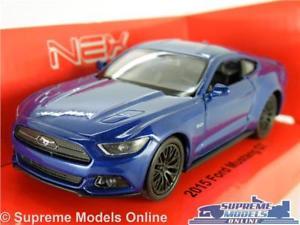 【送料無料】模型車 スポーツカー 2015ford mustang gt car model 138 size bluecoupe welly nex shape t32015 ford mustang gt car model 138 size blue coupe wel