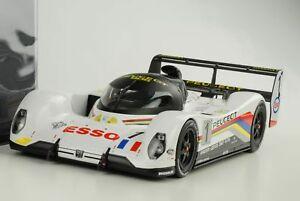 【送料無料】模型車 スポーツカー プジョー905 evo 1b 24hle19921ダルマスウォリック118 norev