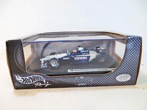 【送料無料】模型車 スポーツカー レーシングウィリアムズファンパブロモントーヤhotwheels racing williams fw23 juan pablo montoya 143 mibboxed 50212