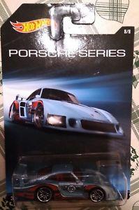 【送料無料】模型車 スポーツカー ホットホイールポルシェhot wheels porsche 93578