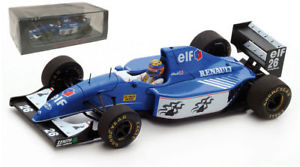 【送料無料】模型車 スポーツカー f1 ligierjs39 blundellrenaultgp 1993143f1 ligier renault js39 blundell german gp 1993 spark 143