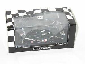 【送料無料】模型車 スポーツカー ベントレースピードセブリング#ブラバムブランデル143 bentley speed 8 sebring 12 hrs 2003 8 herbert brabham blundell