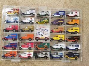 【送料無料】模型車 スポーツカー 29トラックnascarチーム1990