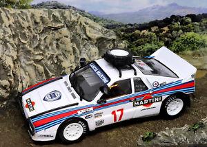 【送料無料】模型車 スポーツカー ランチア037evoサファリラリー1984 malen ikivimaki 143モデルカーlancia 037 rally evo safari rally 1984 malen ikivimaki 143 model car