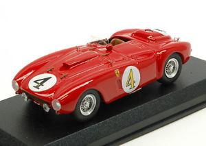 【送料無料】模型車 スポーツカー フェラーリプラス#ルマンゴンザレストランティニャンモデルferrari 375 plus 4 winner le mans 1954 jf gonzalesm trintignant 143 model