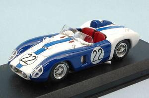 【送料無料】模型車 スポーツカー フェラーリ#ボードルマンピカールタッパンモデルモデルferrari tr 500 22 dq le mans 1956 picardtappan 143 model 0226 type model