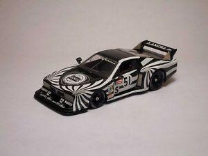 【送料無料】模型車 スポーツカー ランチアベータモンテカルロ#リタイヤシルバーストーンモデルlancia beta montecarlo 51 dnf silverstone 1979 r patrese 7 w rohrl 143 model