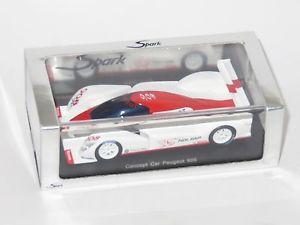 【送料無料】模型車 スポーツカー 143プジョー908 hdi fapコンセプトカーパリ2006143 peugeot 908 hdi fap   concept car  paris 2006