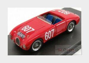 【送料無料】模型車 スポーツカー クモ#ミッレミリアジョリーモデルgordini t23s spider 607 mille miglia 1953 fbordini jolly model 143 jl6047 mod