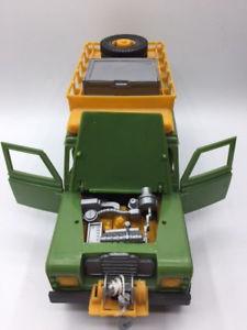 【送料無料】模型車 スポーツカー ランドローバーサファリ ̄109トロフィーg4 110 88land rover defender safari ~ 109 overland trophy expedition g4 110 88