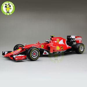 【送料無料】模型車 スポーツカー フェラーリフォーミュラキミライコネン118 2015 ferrari formula 1 f1 sf15t kimi raikkonen no 7 bburago 16801