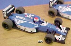 【送料無料】模型車 スポーツカー onyx 200 ligier renault js39 f1モデルレーシングカーエリックバーナード143onyx 200 ligier renault js39 f1 die cast model racing car eric bernar