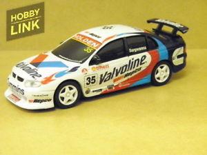 【送料無料】模型車 スポーツカー ジェイソンシグネチャーシリーズツーリング143 jason bargwanna valvoline 2001 signature series touring car carlectables 43