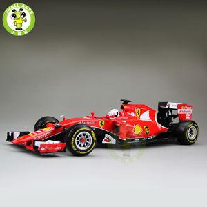 【送料無料】模型車 スポーツカー 1182015フェラーリf1 f1 sf15t sebastian vettel5bburago 16801118 2015 ferrari formula 1 f1 sf15t sebastian vettel no 5 bburago 16