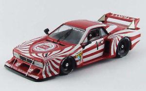 【送料無料】模型車 スポーツカー ランチアベータモンテカルロ#バレルンガチーバーモデルlancia beta monte carlo 1 winner 6h vallelunga 1980 patresecheever 143 model