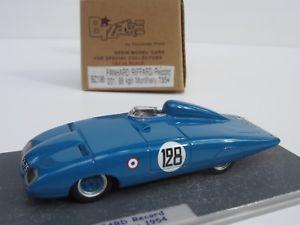 【送料無料】模型車 スポーツカー bizarre143panhard riffardレコードカー20188kphmontlhery 1954bz190bizarre, 143 scale panhard riffard record car 201, 88 kph montlh