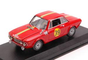 【送料無料】模型車 スポーツカー ランチア#モンテカルロアンダーソンダベンポートモデルlancia fulvia hf 39 2nd monte carlo 1967 o anderssonj davenport 143 model