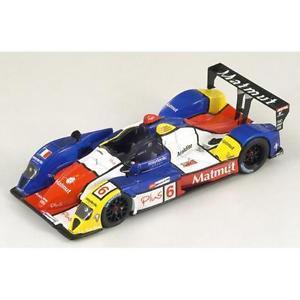 【送料無料】模型車 スポーツカー ジャッドルマン#143 matmut courage oreca lc70 judd le mans 24 hrs 2008 6