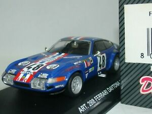 【送料無料】模型車 スポーツカー wow extremely rareフェラーリ365 gtb4デイトナ48 lemans 1975 143スパークwow extremely rare ferrari 365 gtb4 daytona 48 lemans 1975 143 de