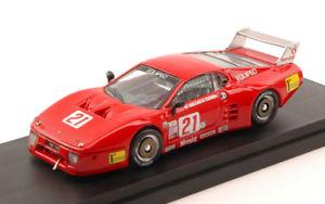 【送料無料】模型車 スポーツカー フェラーリ512 bb lm21131984コーエンジェームズgelles 143モデルモデル