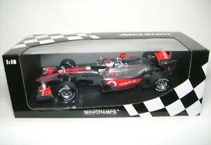 【送料無料】模型車 スポーツカー マクラレンメルセデス1jボタンf1ショー2010mclaren mercedes 1 j button formula 1 show 2010