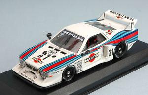 【送料無料】模型車 スポーツカー ランチアベータマティーニ#ニュルブルクリンクドモデルlancia beta martini 31 10th nurburgring 1981 pescarolode cesaris 143 model