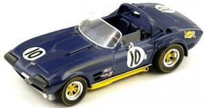 【送料無料】模型車 スポーツカー シボレーグランドスポーツロードスター10 12hセブリング1966143 tsm124324 mochevrolet grand sport roadster 10 12h sebring 1966 true scale 143 tsm1243