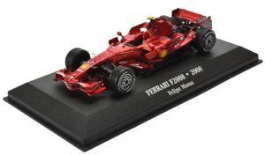 【送料無料】模型車 スポーツカー atlas editions jh04 143ferrari formula 2008fmassa diecast model caratlas editions jh04 143 ferrari formula 2008 f massa