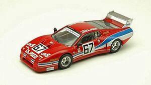 【送料無料】模型車 スポーツカー フェラーリ512 bb6754デイトナ1979 ballot lenaleclereandruet 143モデルferrari 512 bb 67 54th daytona 1979 ballot lenaleclereandruet 143