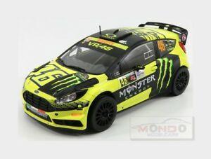 【送料無料】模型車 スポーツカー フォードフィエスタ#ラリーモンツァロッシネットワークメートルford fiesta rs wrc 46 winner rally monza 2015 rossi cassina ixo 118 18rmc015 m