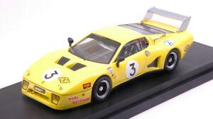 【送料無料】模型車 スポーツカー 1981グリズウォルド143モデルフェラーリ512 bb 10003 kmモデルferrari 512 bb 3 1000 km fuji 1981 griswoldbond 143 model best models