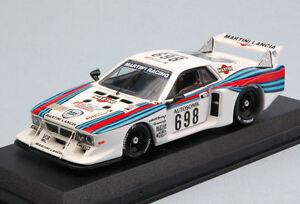 【送料無料】模型車 スポーツカー ランチアベータ#ジャイロモデルlancia beta 698 winner giro d italia 1980 patresealenkivimaki 143 model