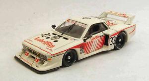 【送料無料】模型車 スポーツカー ランチアベータリタイヤキロモンツァプランシェーンモデルlancia beta 33 dnf 1000 km monza 1981 planschoenfinotto 143 model