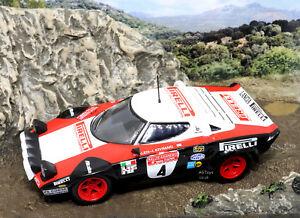【送料無料】模型車 スポーツカー ランチアstratosラリーsanremo 1978 malen ikivimaki 143ダイカストモデルカーlancia stratos rallye sanremo 1978 malen ikivimaki 143 diecast mo