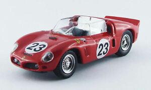 【送料無料】模型車 スポーツカー フェラーリディノ#ルマンモデルferrari dino 246 sp n23 32th le mans 1961 von tripsginther 143 model