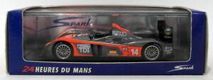 【送料無料】模型車 スポーツカー スパークモデルスケールアウディコレス#ルマンspark models 143 scale resin s0690 audi r10 tdi kolles 14 7th le mans 2009