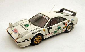 【送料無料】模型車 スポーツカー フェラーリ#ラリーモンツァモデルferrari 308 gtb 2 retired rally monza 1983 toivonenpiironen 143 model
