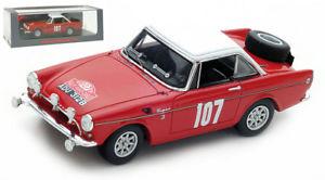 【送料無料】模型車 スポーツカー スパークサンビームタイガー#モンテカルロラリーピーターハーパーspark s4061 sunbeam tiger 107 5th monte carlo rally 1965 peter harper 143