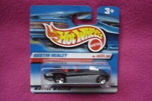 【送料無料】模型車 スポーツカー ホットホイールオースティンヒーリーミントhot wheels austin healey  24391 32 of 36  mint and carded c1998